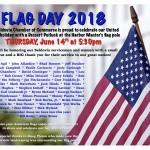 Flag Day 2018 Dessert Potluck
