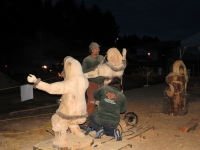 View the album 8th Annual Seldovia Craft Invitational Chainsaw Carving Competition Day 2