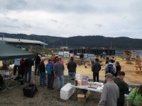 View the album 8th Annual Seldovia Craft Invitational Chainsaw Carving Competition Day 3