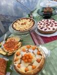 Up close desserts